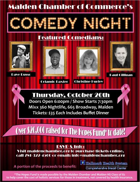 Comedy Night Front Final