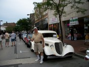 The Malden Antique Car event is returning October 2, from 1 to 5 pm