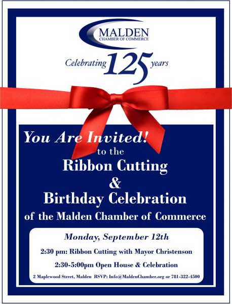 MCC 125th Birthday Invite