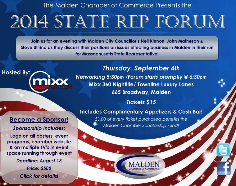 State Rep Flyer 4 Email Blast w Sponsorship1
